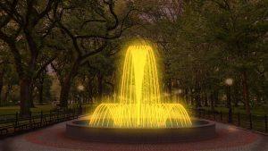 Fountain Set Whisper 1 Lighting