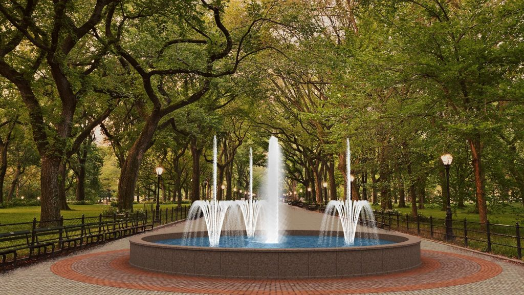 Fountain Set – President 1