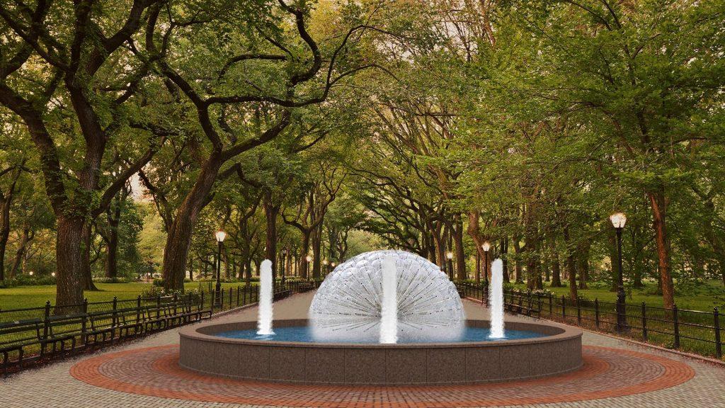 Fountain Set – Semi Dandelion & Foam