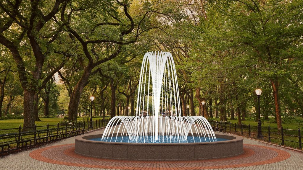 Fountain Set – Whisper 1