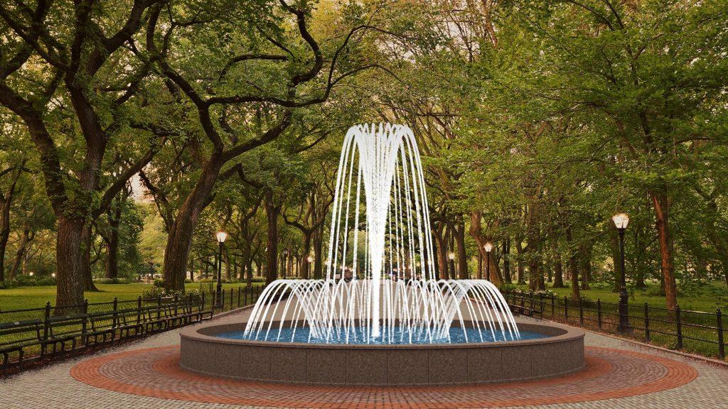 Fountain Set – Whisper 1